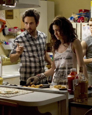 Free Shameless Kitchen with Fiona Picture for HTC Titan