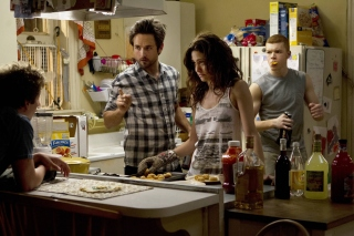 Shameless Kitchen with Fiona sfondi gratuiti per Samsung Galaxy S5