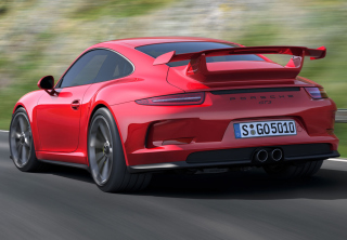 Porsche 911 GT3 Picture for Android, iPhone and iPad