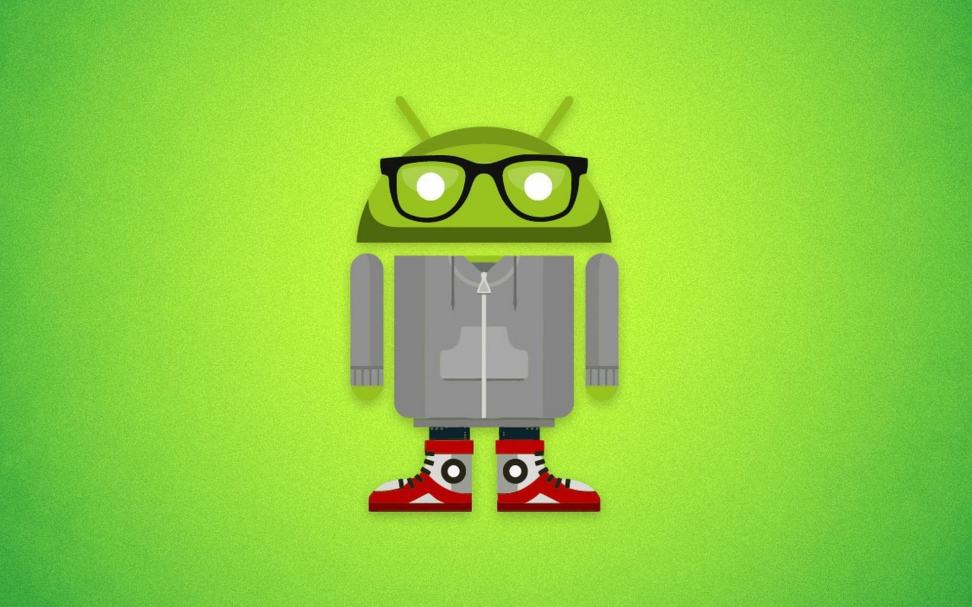 знакомство с андройд