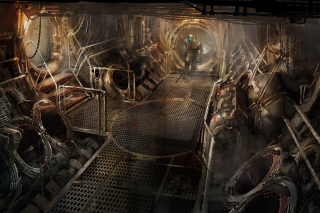 Dead Space 3 Picture for 1080x960
