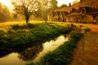 Free Morning In England Picture for Android, iPhone and iPad