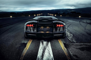 Lamborghini Aventador Mansory Wallpaper for Android, iPhone and iPad