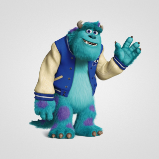 Monsters University, James P Sullivan - Fondos de pantalla gratis para iPad 2