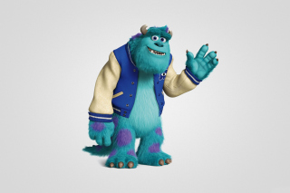 Monsters University, James P Sullivan - Obrázkek zdarma