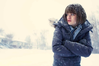Joey King In Fargo Movie Background for Android, iPhone and iPad