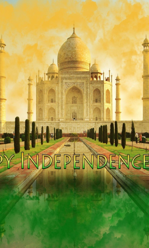Happy Independence Day in India per Nokia Lumia 800