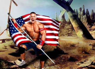 John Cena Picture for Desktop 1280x720 HDTV