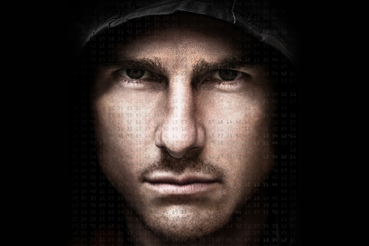 Tom Cruise - Mission Impossible 4 wallpaper