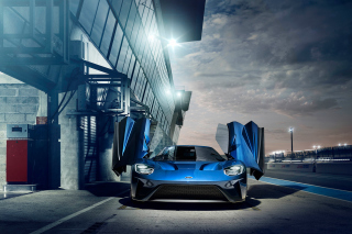 2017 Ford GT Picture for Android, iPhone and iPad
