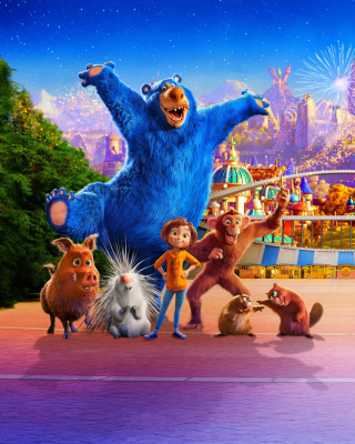 Wonder Park Picture for 480x800