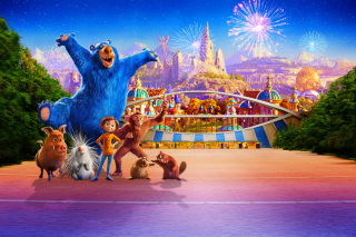 Wonder Park sfondi gratuiti per cellulari Android, iPhone, iPad e desktop