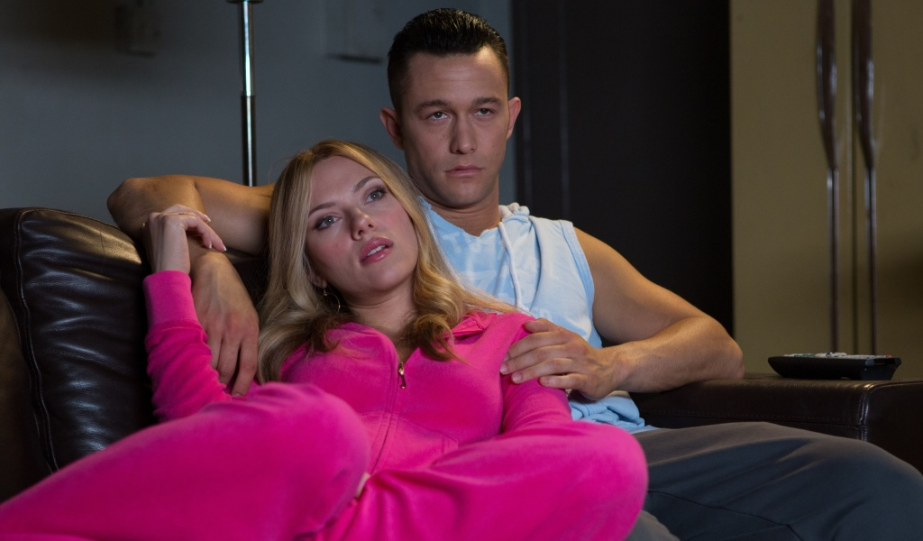 Screenshot №1 pro téma Don Jon Film with Joseph Gordon Levitt and Scarlett Johansson 1024x600