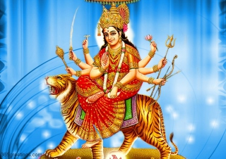 Durga Picture for Android, iPhone and iPad