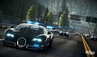 Need For Speed Picture for LG P700 Optimus L7