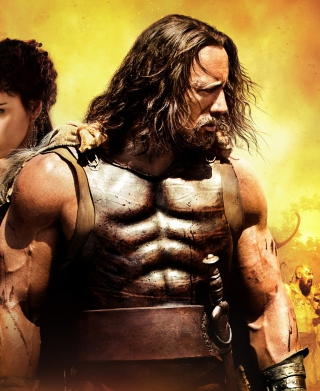 Free Hercules The Rock Picture for 240x320