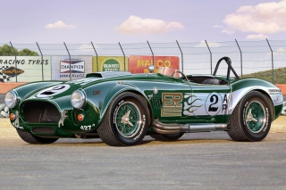 Shelby Cobra 427 Picture for Android, iPhone and iPad