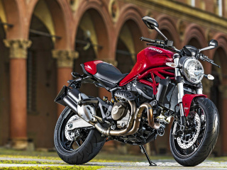 Ducati Monster 821 screenshot #1 320x240