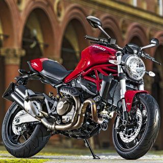Ducati Monster 821 Wallpaper for 2048x2048