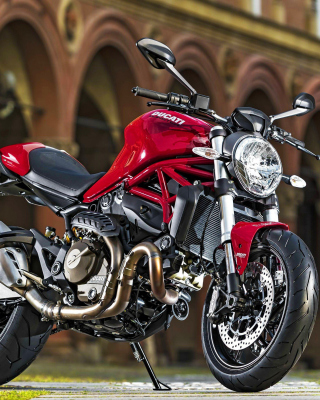 Free Ducati Monster 821 Picture for iPhone 5C