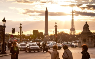 Place De La Concorde Paris Background for Android, iPhone and iPad