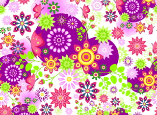Abstract Pattern Wallpaper for LG Optimus U