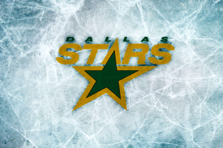 Dallas Stars Background for Nokia Asha 201