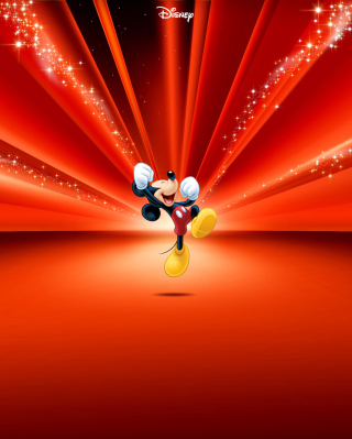 Mickey Wallpaper for 176x220