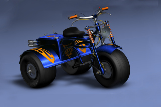 Tricycle Picture for Android, iPhone and iPad