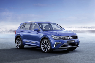Volkswagen Tiguan GTE Background for Android, iPhone and iPad