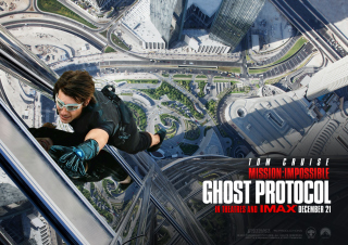 Mi4 Ghost Protocol Background for 1200x1024