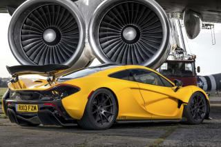 Mclaren P1 Picture for Android, iPhone and iPad