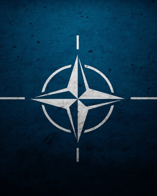 Flag of NATO Background for HTC Titan