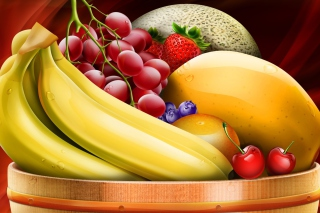 Fruits And Berries sfondi gratuiti per cellulari Android, iPhone, iPad e desktop