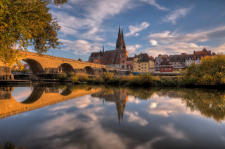 Regensburg Wallpaper for Android, iPhone and iPad