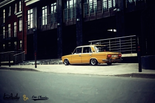 Lada Russian Car Wallpaper for Android, iPhone and iPad