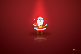 Santa Claus Background for Android, iPhone and iPad