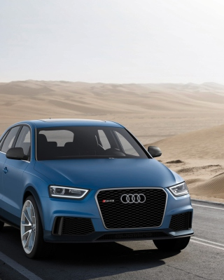 2012 Audi Rs Q3 Concept Wallpaper for Nokia C6