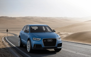 2012 Audi Rs Q3 Concept sfondi gratuiti per cellulari Android, iPhone, iPad e desktop