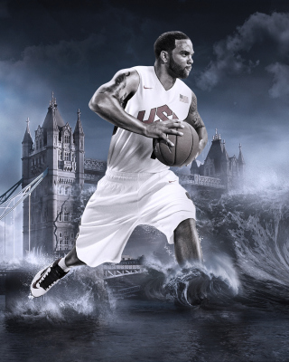 Deron Williams, Basketball, Olympics, London Picture for HTC Titan
