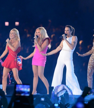 Free Spice Girls Picture for 176x220