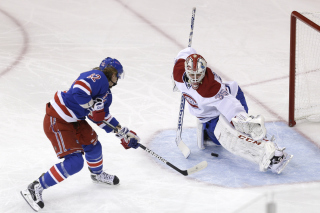 Montreal Canadiens Goalkeeper Background for Android, iPhone and iPad