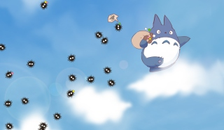 My Neighbor Totoro Wallpaper for Android, iPhone and iPad