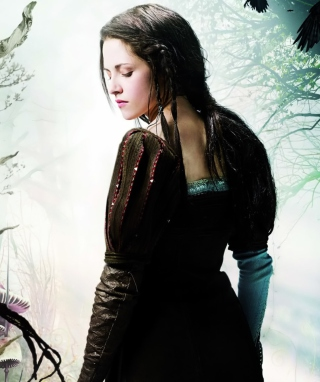 Kristen Stewart In Snow White And The Huntsman - Obrázkek zdarma pro iPhone 5C