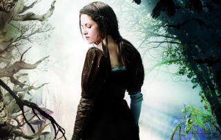 Kristen Stewart In Snow White And The Huntsman - Obrázkek zdarma pro Fullscreen Desktop 1024x768