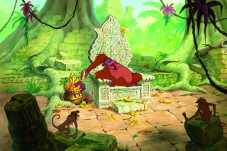 The Jungle Book sfondi gratuiti per cellulari Android, iPhone, iPad e desktop