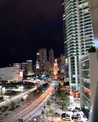Miami City Picture for iPhone 5C