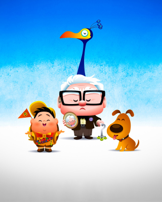 Up Cartoon - Fondos de pantalla gratis para Nokia C2-02