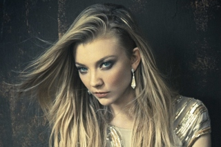 Free Natalie Dormer as Margaery Tyrell Picture for Samsung Galaxy Ace 4