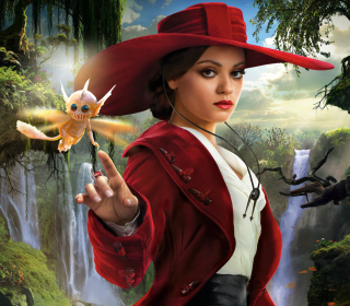 Mila Kunis In Oz The Great And Powerful - Obrázkek zdarma pro iPad